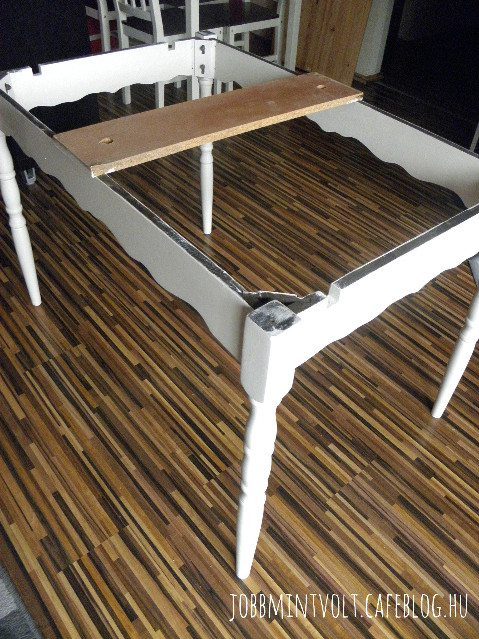 bonanza asztal és szék